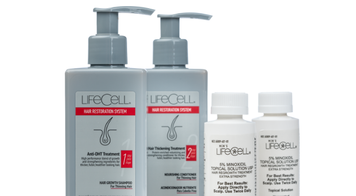 LifeCell Hair Restoration System