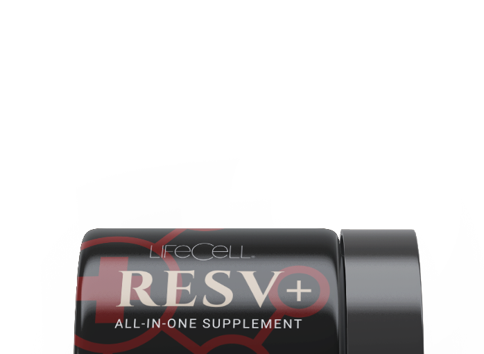 LifeCell ResV+ All-in-One Supplement