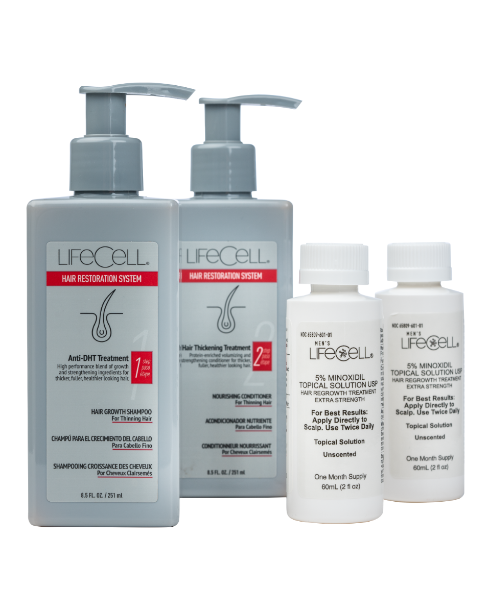 Lifecell Hair Restoration System Lifecell